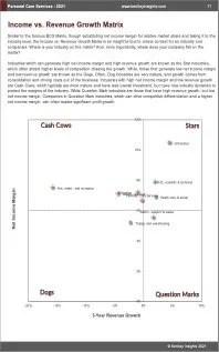 Personal Care Services BCG Matrix