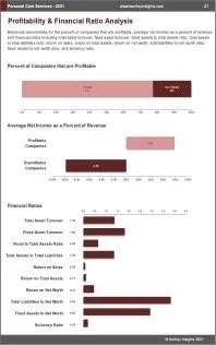 Personal Care Services Profit