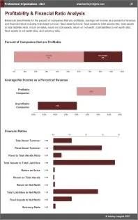 Professional Organizations Profit