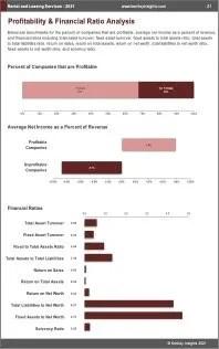 Rental Leasing Services Profit