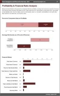 Travel Arrangement Reservation Services Profit