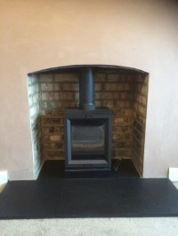 West Wickham - Hayes Chase Fireplace - Kent Log Burner Company