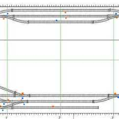 Dcc Model Railway Wiring Diagrams Semi Trailer Pigtail Diagram Peco Double Crossover, Wiring, Free Engine Image For User Manual Download