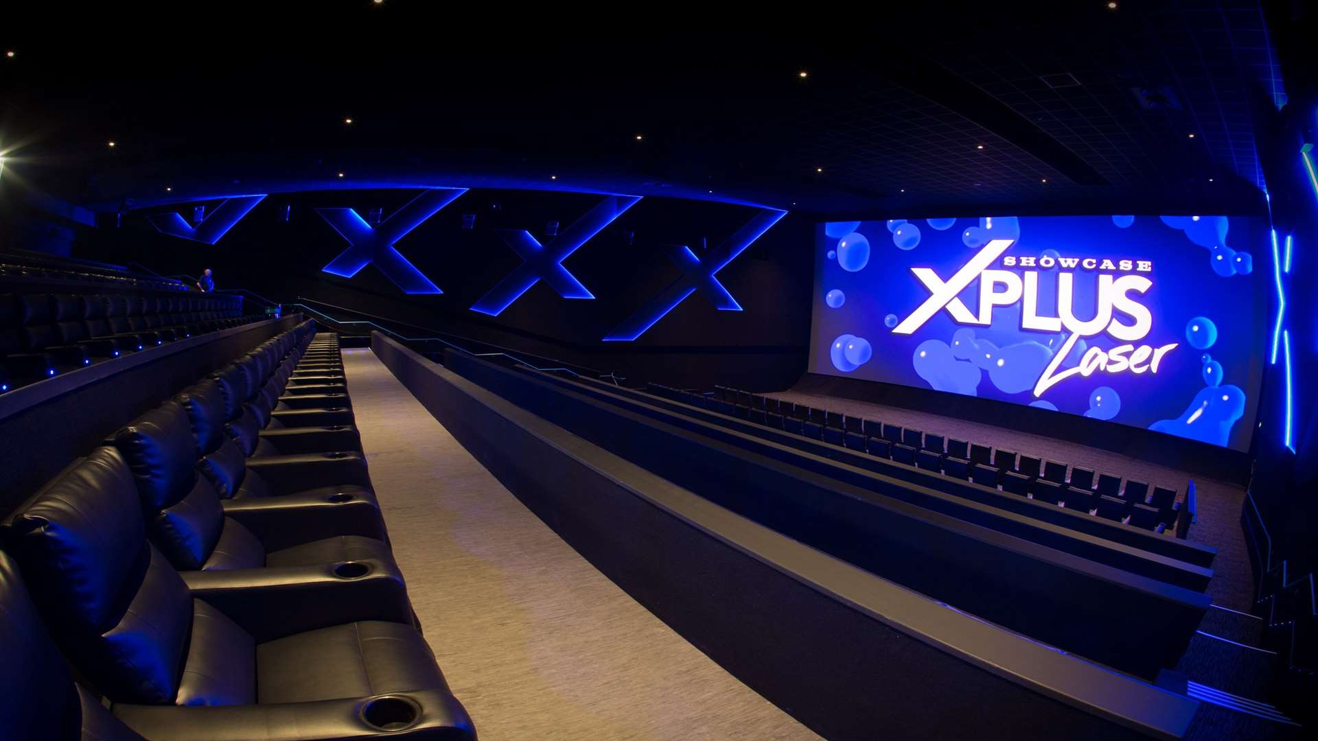 Bluewater Cinema de Lux opens four new luxury screens with