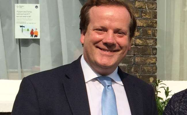 Mp Charlie Elphicke Says No One Wants An Open Prison At