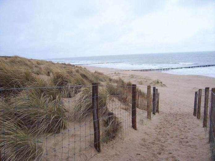 Body found on Sangatte beach in northern France