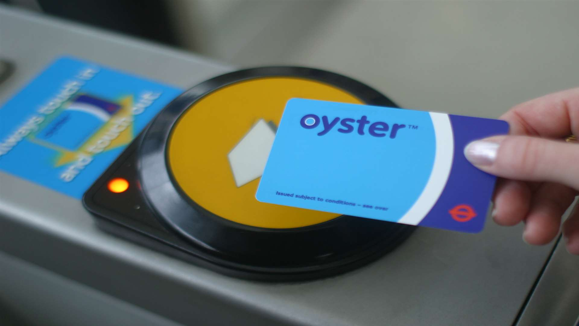 Oyster Card Stations Kent