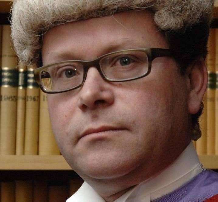 Judge Simon James