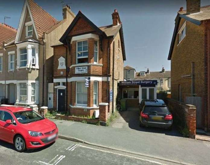 Operation William Street in Herne Bay. Picture: Google (16445730)