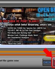 Cara Install dan Download Point Blank Online Gemscool