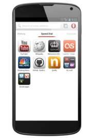 Opera Mini Mobile Android