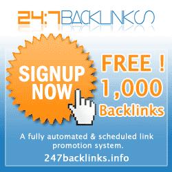 Cara Mendapatkan 1000 Backlinks Gratis dengan Mudah