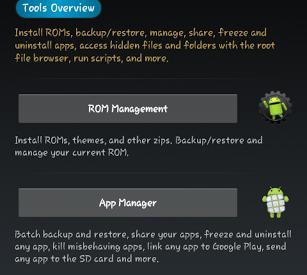 ROM Toolbox Pro Aplikasi Lengkap Android