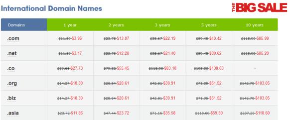 big sale promo domain murah mei 2015