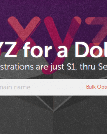 domain murah .xyz di namecheap