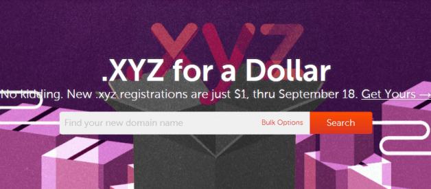 domain murah .xyz di namecheap