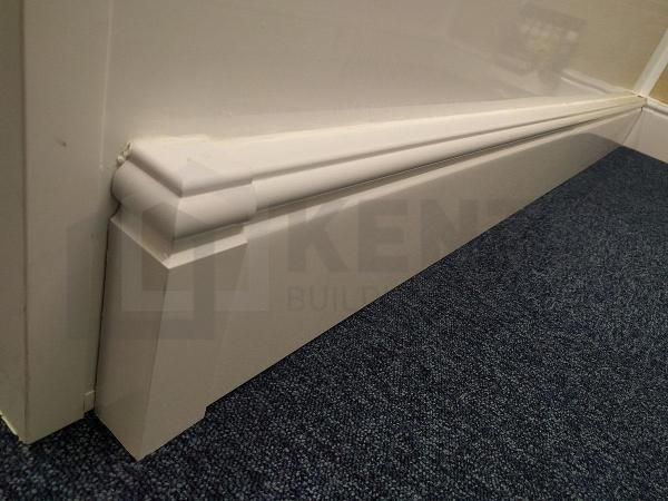 Pvc Skirting Board Covers Kents Direct - Online