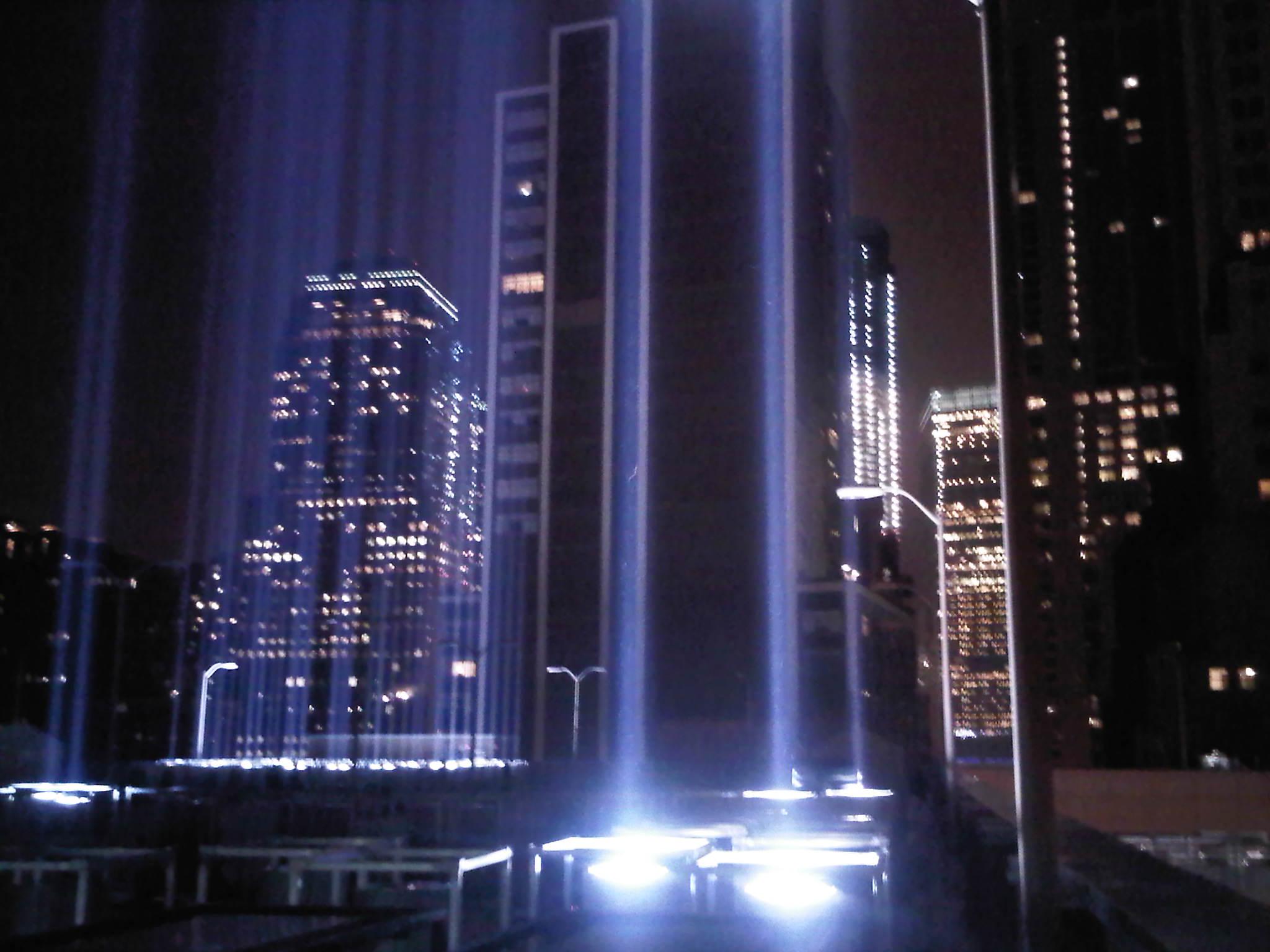 911 Tribute of Light