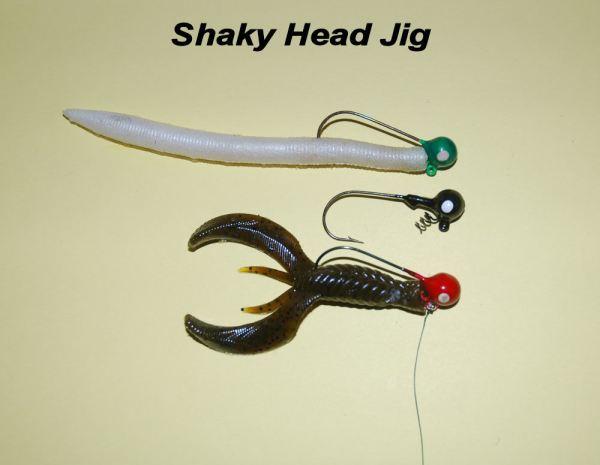 Fishing the Shaky Head Jig KentuckyAngling News Magazine