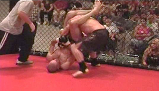 Jeremy Patton, Armbar Attempt 9-16-2006