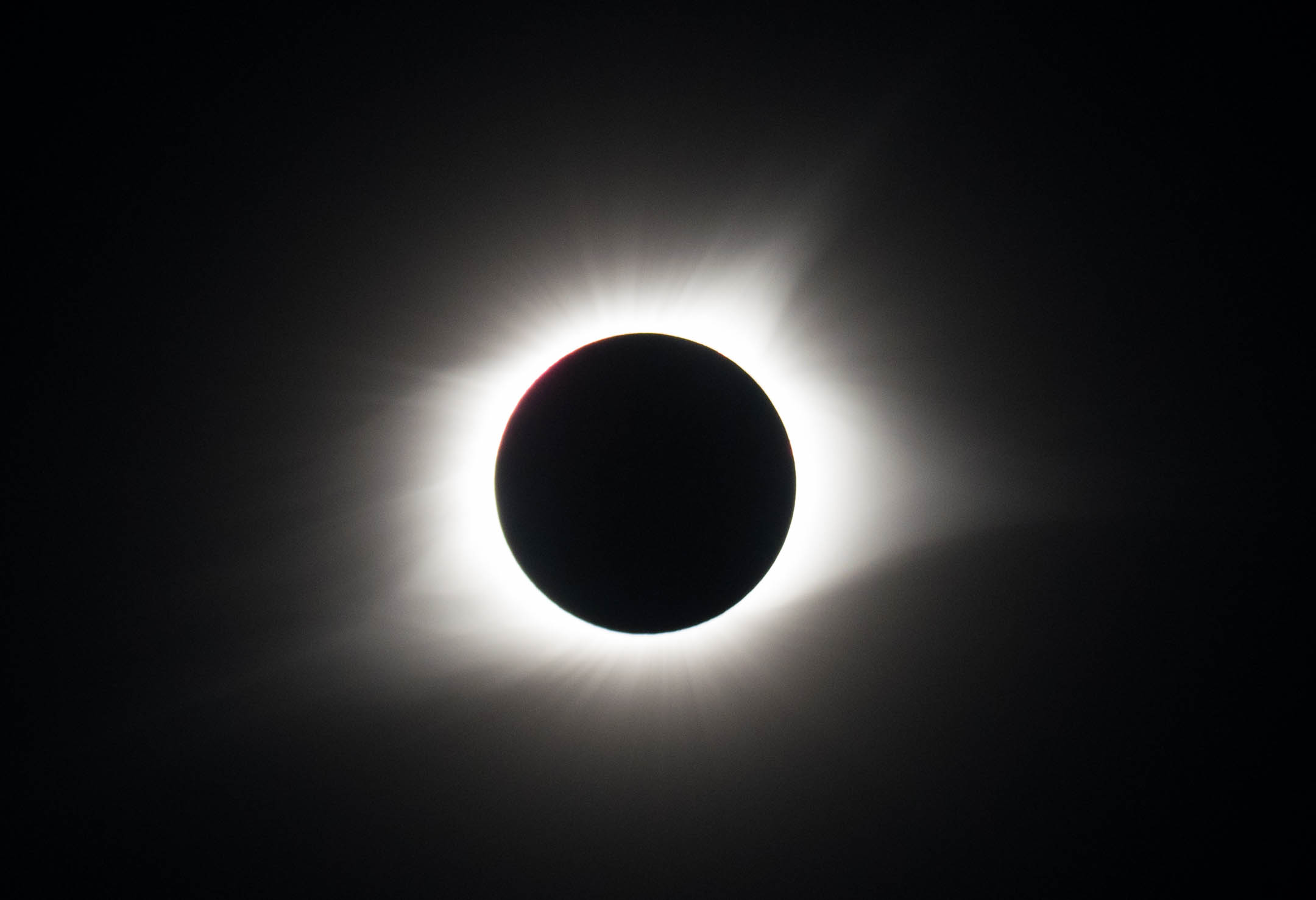 Solar Eclipse Demonstrates District S Capability To Collaborate
