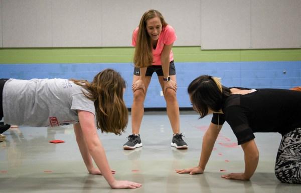 Gym Teacher Physical Education
