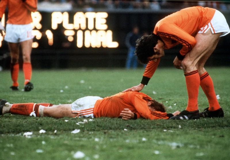 WK Finale 1978: Als er nou iemand meegelopen was…