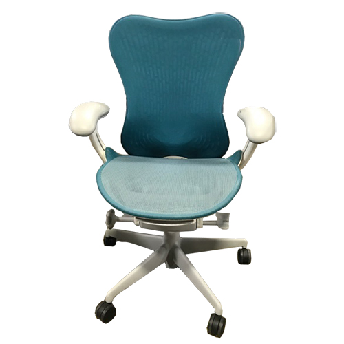 herman miller used office chairs dining uk mirra chair furniture interior