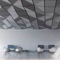 Turf Crease Ceiling Tile - Office Furniture & Interior ...