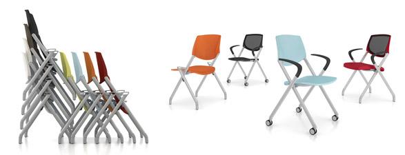 Top Product Jackson Showroom  Seek chair from Allsteel