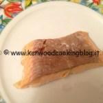 Ricetta Filetti di salmone cotti al vapore Kenwood