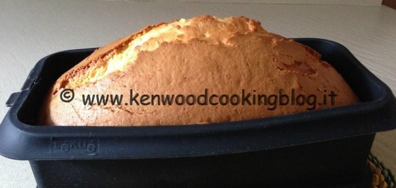 Ricetta Plum Cake allo Yogurt con Kenwood