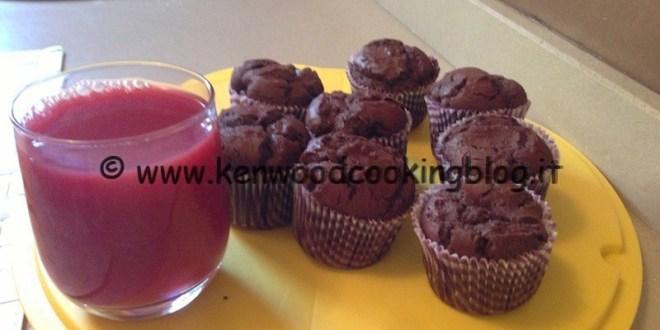 Ricetta Muffin Al Cioccolato Dal Cuore Caldo Kenwood