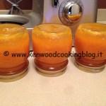 Ricetta marmellata di Albicocche Kenwood