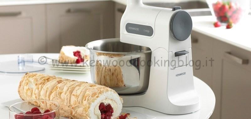 Kenwood presenta Chefette semplicità ed eleganza nel nuovo Hand mixer con ciotola in acciaio