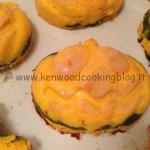 Ricetta sformato Halloween carote e spinaci Kenwood