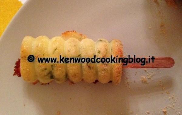 Ricetta gattò di patate di Montersino Kenwood