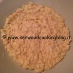 Ricetta risotto ricotta e salmone Kenwood