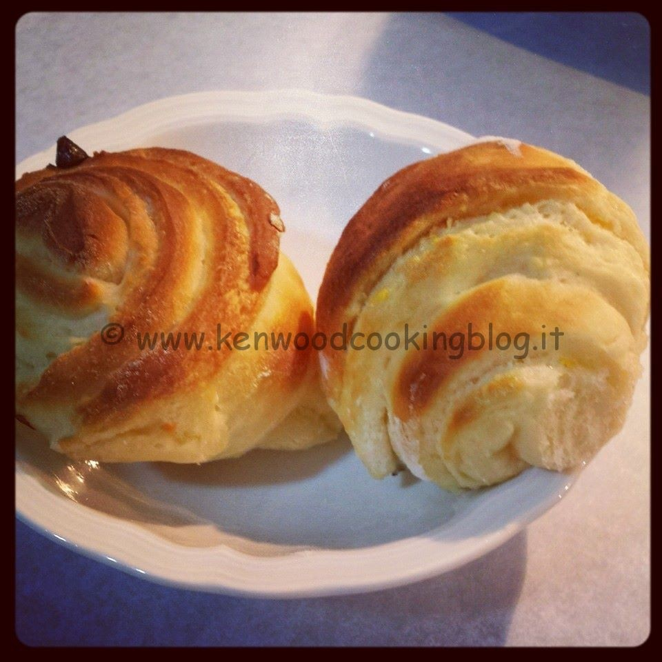 Kenwood Cooking Blog  Ricetta cornetti di pan brioche Kenwood