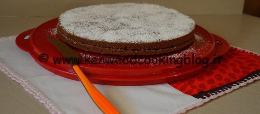 Ricetta torta cioccolato e confettura di arance Kenwood