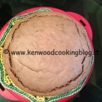 Ricetta torta veloce al cioccolato Kenwood