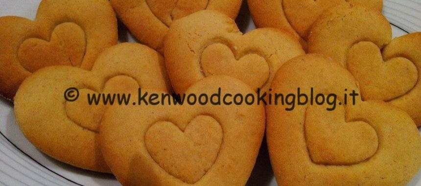 Ricetta biscotti light di farina Kamut Kenwood