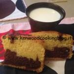 Ricetta plum-cakes variegato al cacao Montersino Kenwood