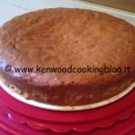 Ricetta torta con mandorle e caffè Kenwood