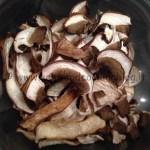 Preparazione polvere di funghi essiccati Kenwood