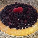 Ricetta Torta californiana di frutta Kenwood