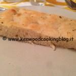 Ricetta focaccia al rosmarino veloce Kenwood