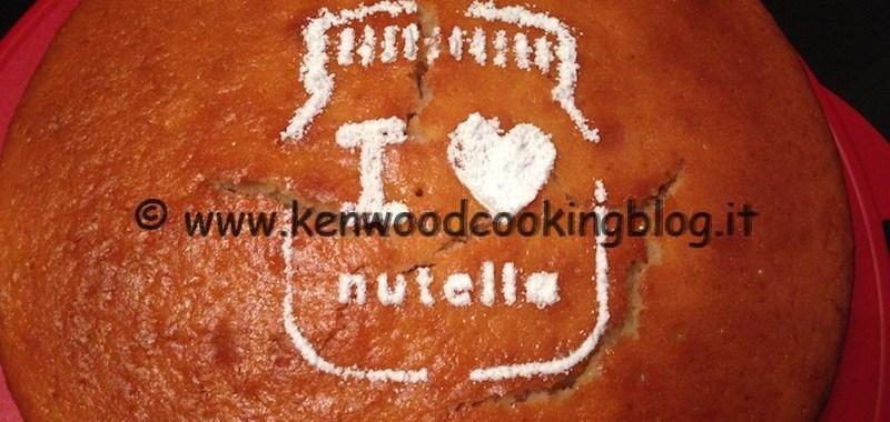 Ricetta Torta allo yogurt di fragole Kenwood