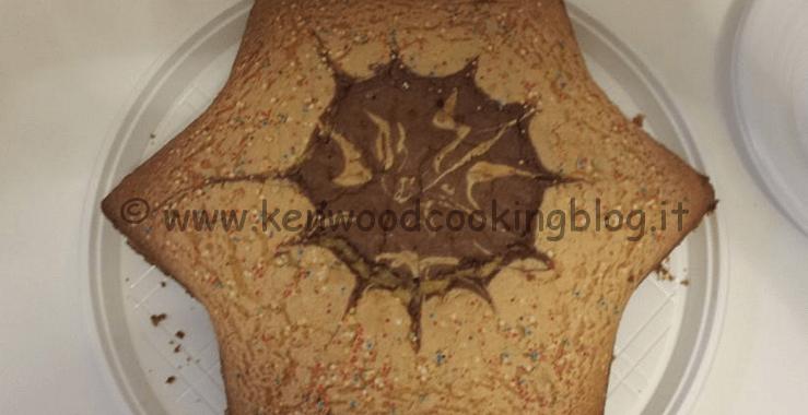 Ricetta Torta senza burro e latte molto soffice light Kenwood