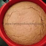 Ricetta torta veloce al cioccolato con farina di riso Kenwood
